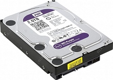 Жесткий диск HDD 2TB WD WD20PURX (SATA3-600) Purple