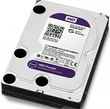 Жесткий диск HDD 4TB WD WD40PURX (SATA3-600) Purple